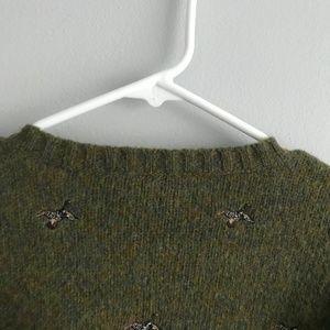 Ralph Lauren Sweaters - Ralph Lauren Mallard Print Sweater